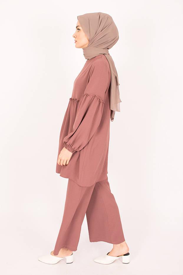 Pink Firdevs Suit