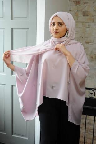Poudre D'etoile Blouse Pink