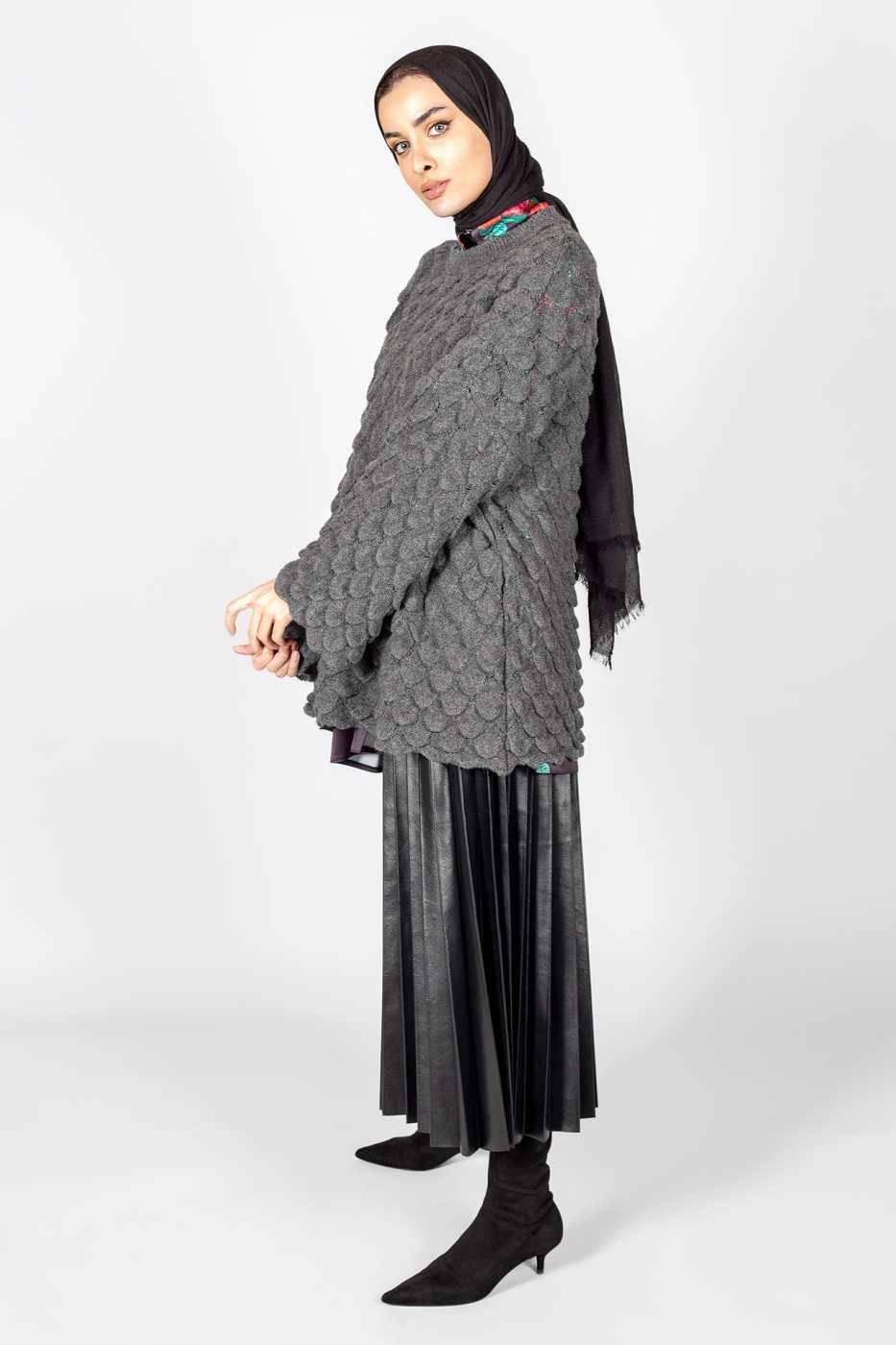Pullover Deniz Grey