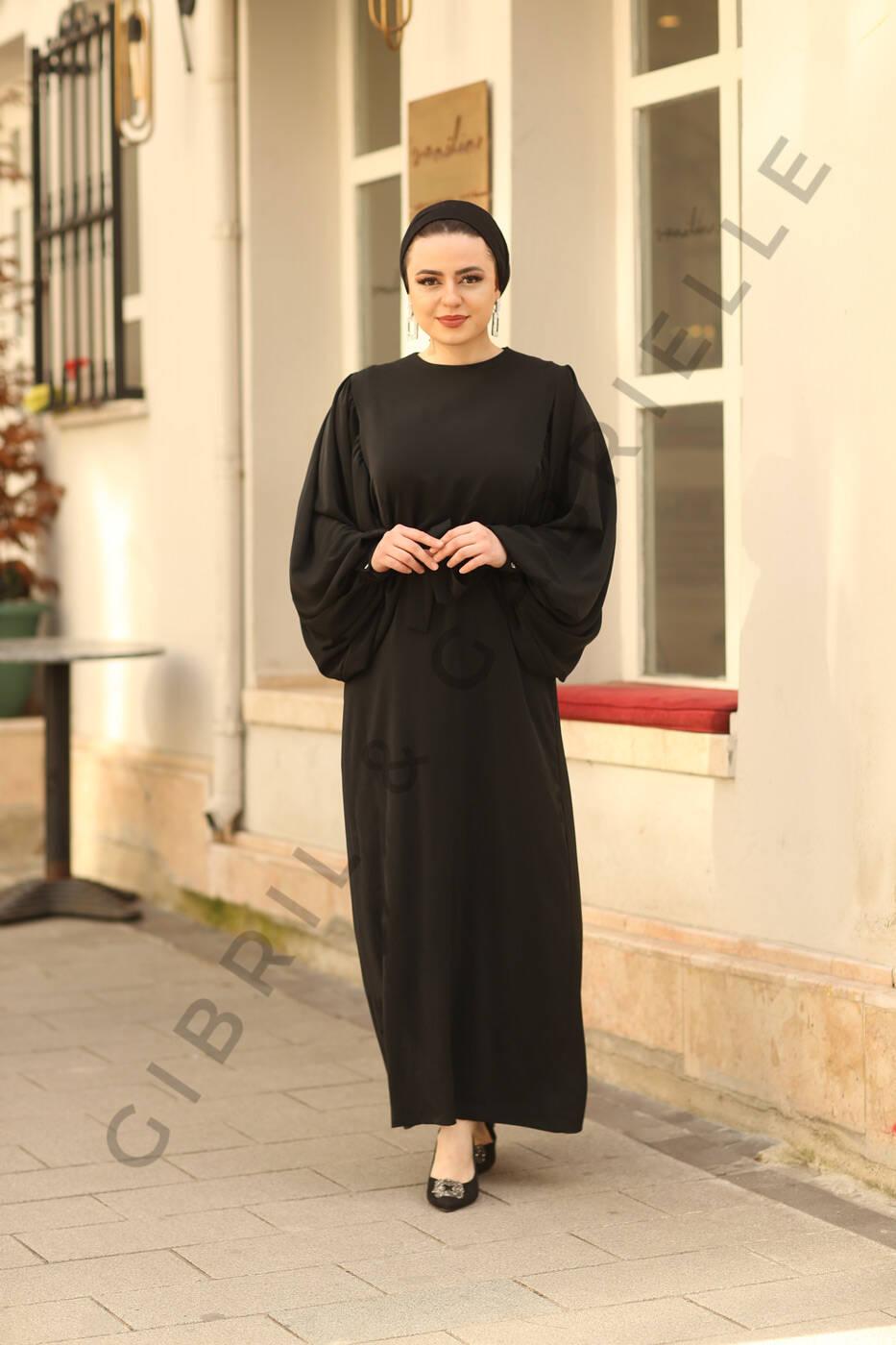 Gibril & Gabrielle - Rabia Siyah Elbise