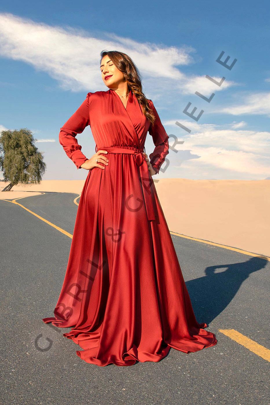 Saffron Mennel Dress