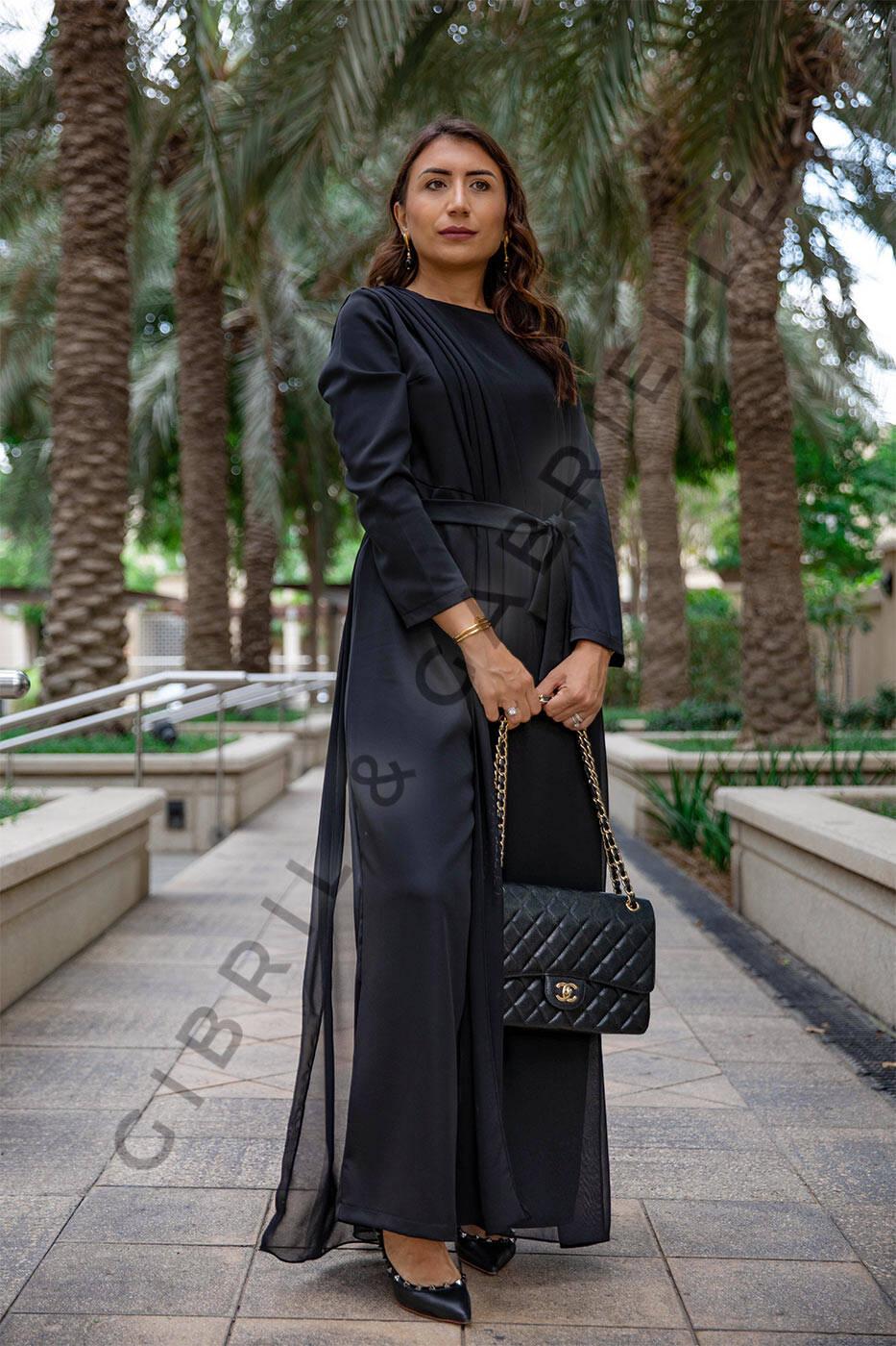 Salima Jumpsuit Black