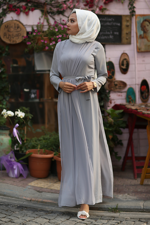 Salima Jumpsuit Grey