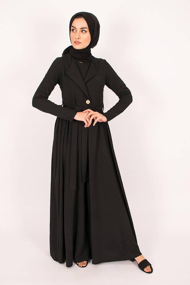 Sarah Black Jumpsuit
