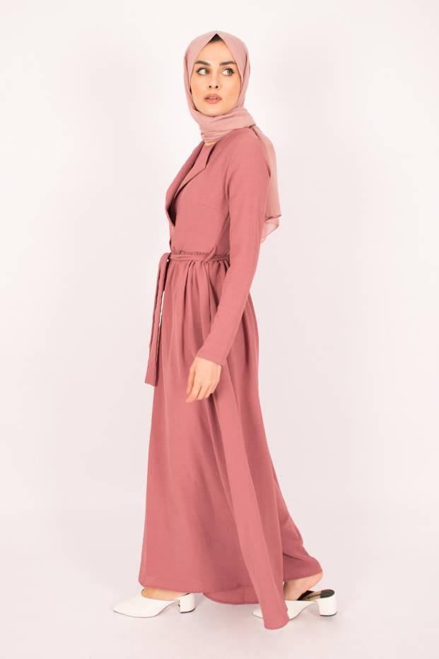 Sarah Pink Jumpsuit