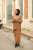 Selena Knit Suit - Camel - Thumbnail