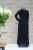 Sofia Dress Black - Thumbnail