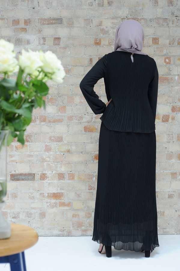 Sofia Dress Black