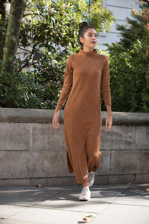 Soso Tunique/Dress - Camel