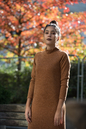 Soso Tunique/Dress - Camel - Thumbnail