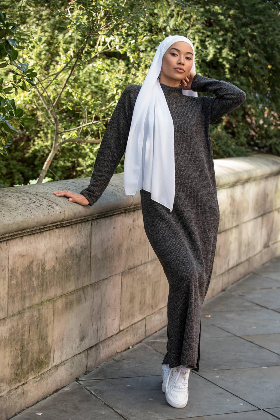 Soso Tunique/Dress - Dark Grey