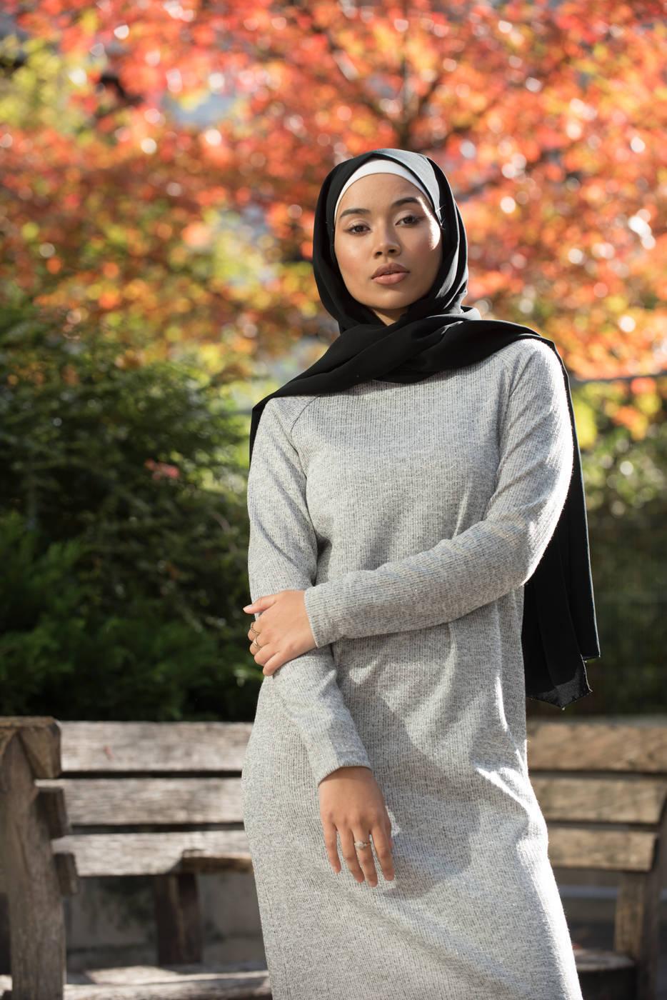 Soso Tunique/Dress - Grey