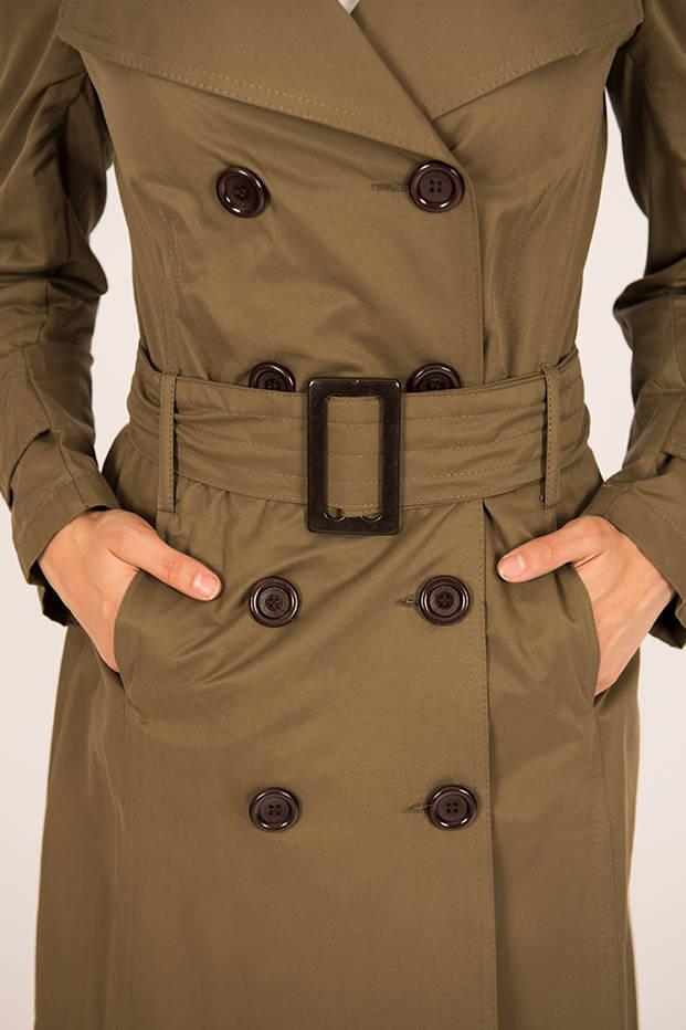 Trench Coat Khaki