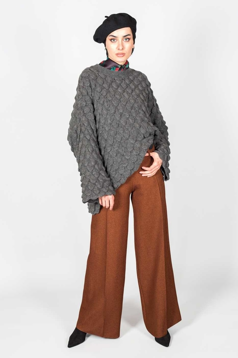 Zahra Trousers Brown