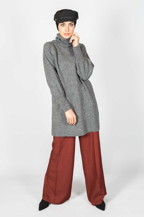Gibril & Gabrielle - Zahra Trousers Rust
