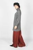 Zahra Trousers Rust - Thumbnail