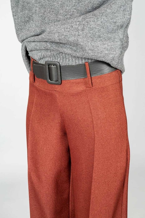 Zahra Trousers Rust