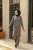 Zainab Antrasit Triko Takım - Thumbnail