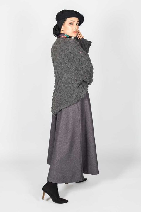 Zoé Skirt Grey