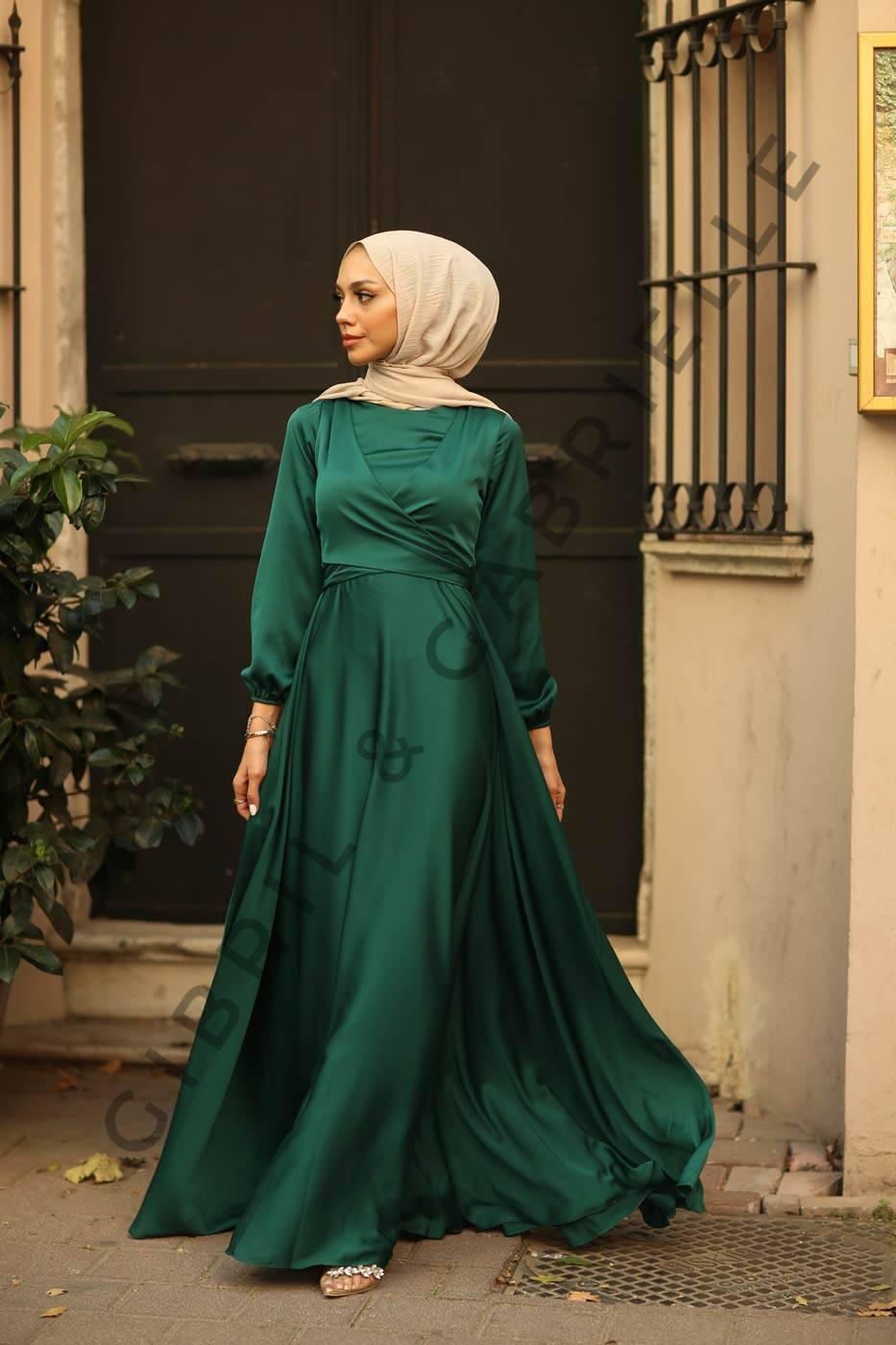 Gibril & Gabrielle - Zümrüt Yasemin Elbise